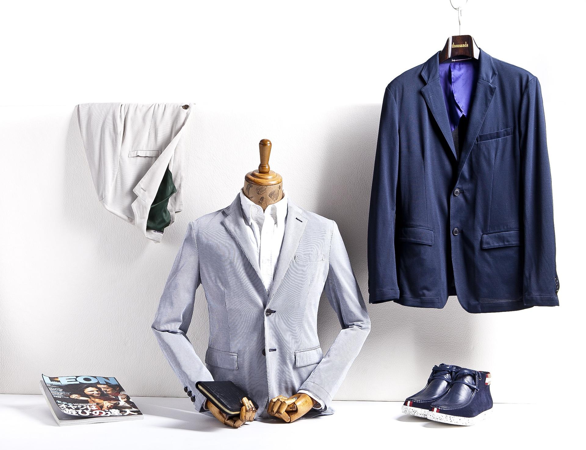 Pomysł na biznes – garnitury na miarę