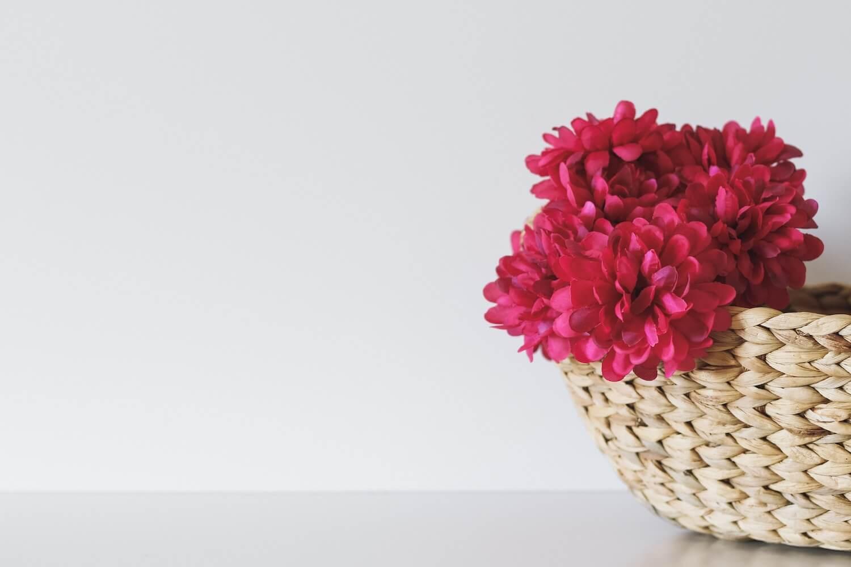 Jak wyczyścić sztuczne kwiaty
